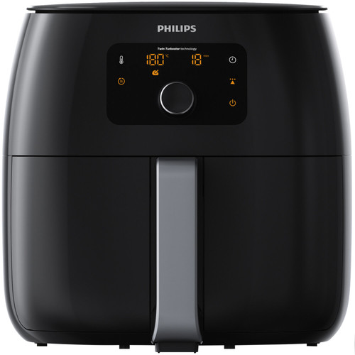 Philips HD9650/93 Premium Airfryer XXL - Digital Black - RRP $499.00
