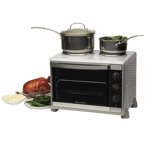Russell Hobbs RHTOV2HP 30L Smart Pick Compact Kitchen Toaster Oven
