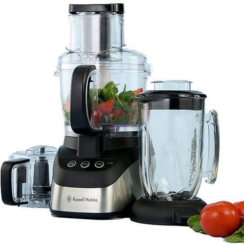 Russell Hobbs RHMP750 Multi Processor 750W with 2 Bowls & Glass Jug- RRP $179.00
