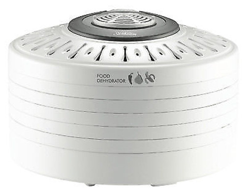 Sunbeam DT5600 370W Food Dehydrator with 5 Stackable Drying Racks