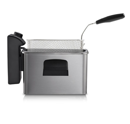 Sunbeam DF6300 Stainless 4L 2400W Deep Fryer with Cool Zone™ Technology