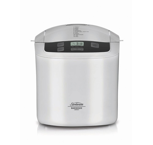 Sunbeam BM2500 Compact Bakehouse® 750g Bread Maker - Bake homemade bread
