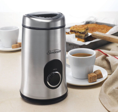 Sunbeam EM0405 MultiGrinder II™ Coffee Bean, Herb & Spice Grinder