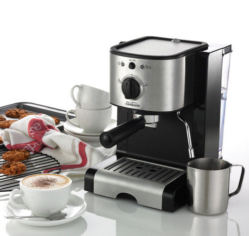 Sunbeam EM2800 Piccolo Espresso® Coffee Machine + Italian designed 15 BAR Pump - HURRY LAST 5!