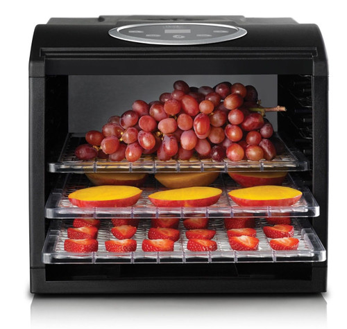 Sunbeam DT6000 Food Lab™ Electronic Dehydrator with Countdown Timer - HURRY LAST 5!