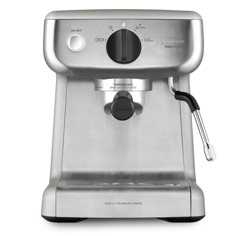 Sunbeam EM4300 Mini Barista Espresso Machine 58mm Size Group Head