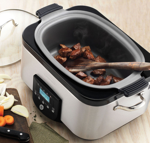 Sunbeam HP8555 SecretChef® Electronic Sear and Slow Cooker 5.5L - RRP $169.00