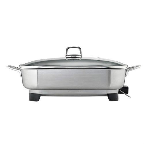 Sunbeam FP8950 Ellise Stainless Steel Banquet with Insulating Base