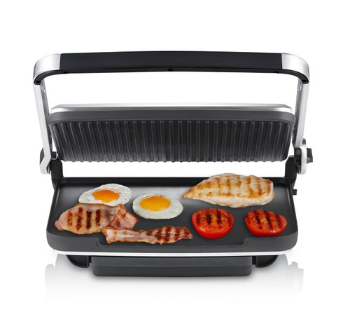 Sunbeam GC7850B Café Contact Grill & Sandwich Press