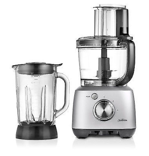 Sunbeam LC6500 Multi Processor Plus Food Processor & Blender + 14 amazing uses! - HURRY LAST 4!
