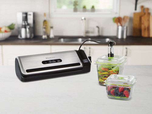 Sunbeam VS7850 FoodSaver® Controlled Seal Vacuum Packaging System - RPP $299.00 - HURRY LAST 4!