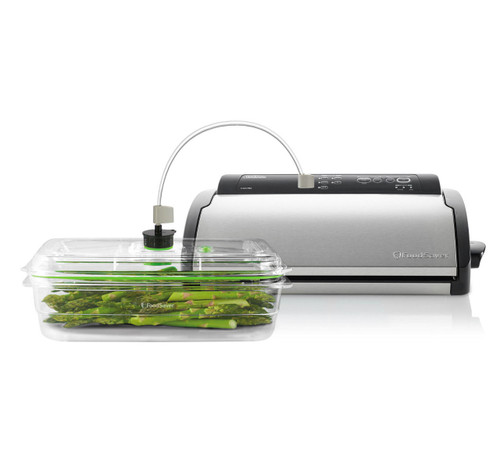 Sunbeam VS0645 FoodSaver® Vacuum Container 10 Cup Compatible with all FoodSavers