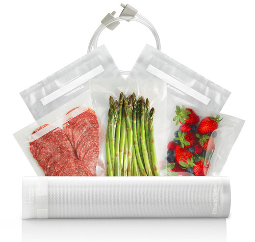 Sunbeam VS6100 FoodSaver® Urban Series: Cut & Seal Vacuum Packaging System