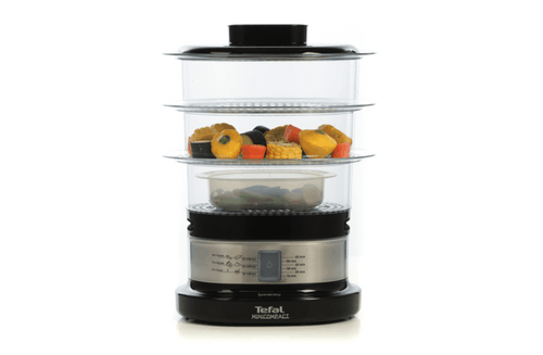 Tefal VC1352 Mini Compact Steamer - Suitable For the Whole Family