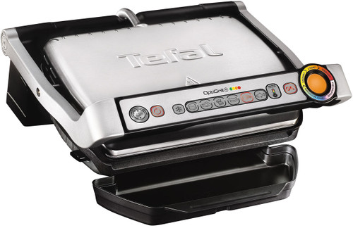 Tefal GC712 OptiGrill+ Smart Grill Sandwich Press