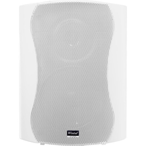 Wintal CLASS5AW 5-inch Active Box Speakers - White - RRP $220.00