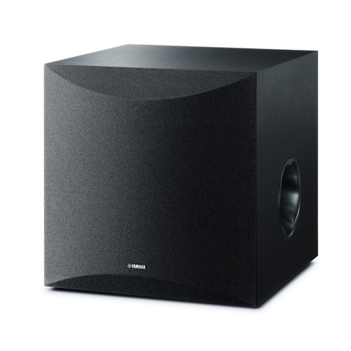 "Yamaha NS-SW100 100W 25 cm (10"") Advanced YST II Subwoofer"
