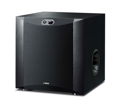 "Yamaha NS-SW300 250W 10"" Subwoofer with Advanced YST"