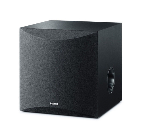 "Yamaha NS-SW050 100W 8"" Subwoofer with Advanced YST II"