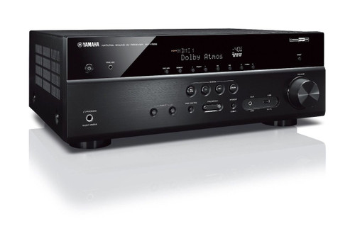 Yamaha RX-V585 7.2 Ch AV Receiver with MusicCast - NEW MODEL