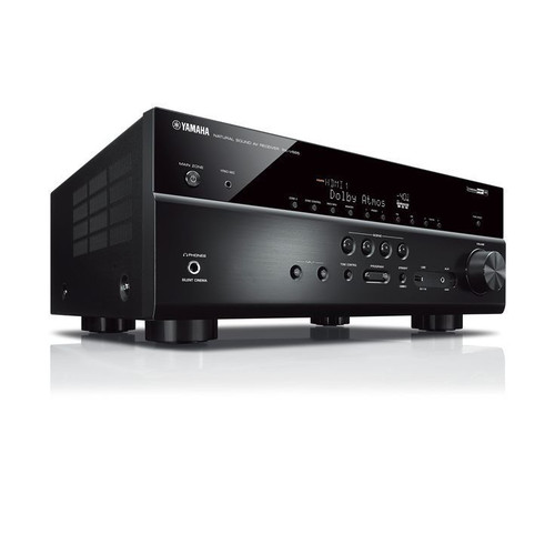 Yamaha RX-V685 7.2 Ch Surround Sound AV Receiver with MusicCast