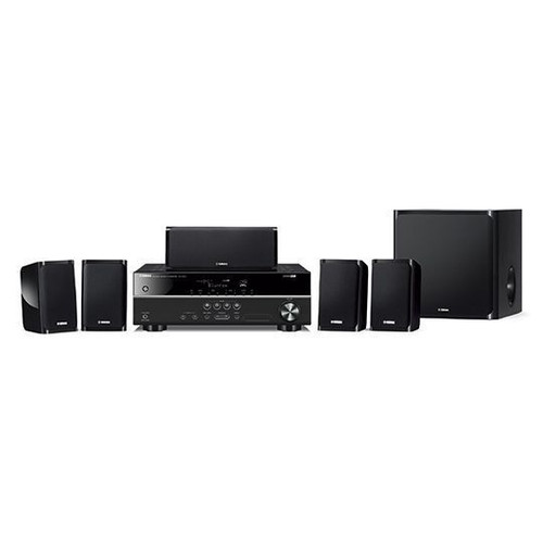 Yamaha YHT-1840 5.1 Channel Home Theatre Package - NEW MODEL