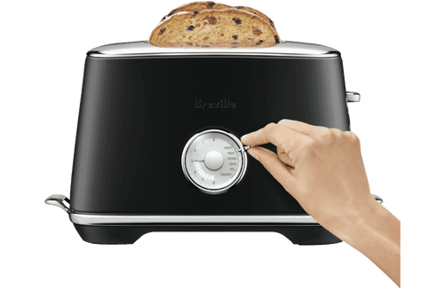 Breville BTA735BTR the Toast Select Luxe 2 Slice Toaster - Black - RRP $200.00