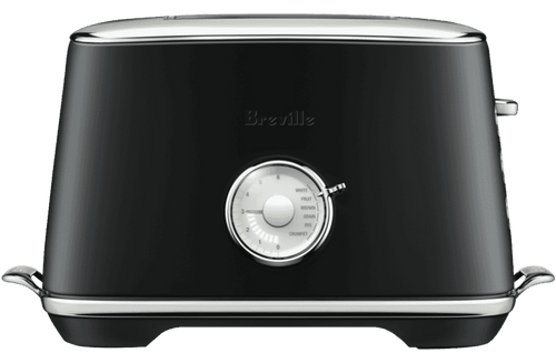 Breville BTA735BTR BKE735BTR Luxe Toaster & Kettle Pack - Black - RRP - $400.00