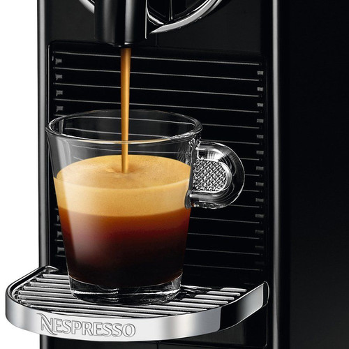 Delonghi EN167B Citiz Solo Nespresso Capsule Machine - Black