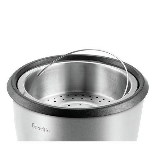 Breville BRC550SIL the Multi Grain 10 Cups Cooker - Stainless Steel