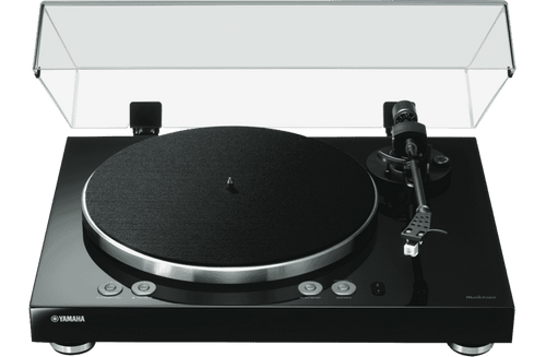 Yamaha TT-N503B Yamaha MusicCast Vinyl 500 Wireless Turntable