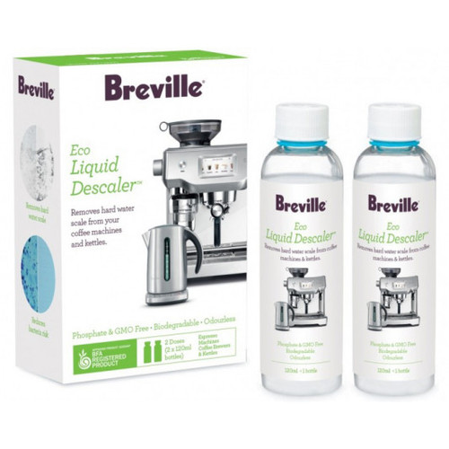 Breville BES009CLR Eco Liquid Descaler for the BEP920BSS and BES840BSS