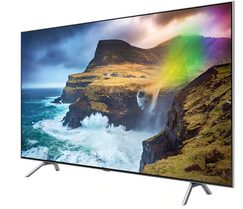 Samsung QA55Q75RAW Series 7 55-Inch Q75R QLED 4K TV