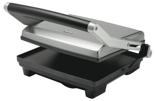 Breville BSG540BSS the Toast & Melt 4 Slice Sandwich Press - Stainless Steel