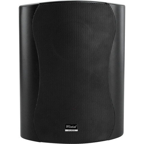 Wintal CLASS6AB 6.5-inch Active Box Speakers - Black