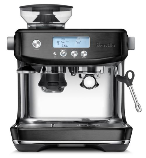 Breville BES878BTR The Barista Pro Espresso Coffee Machine - Black Truffle