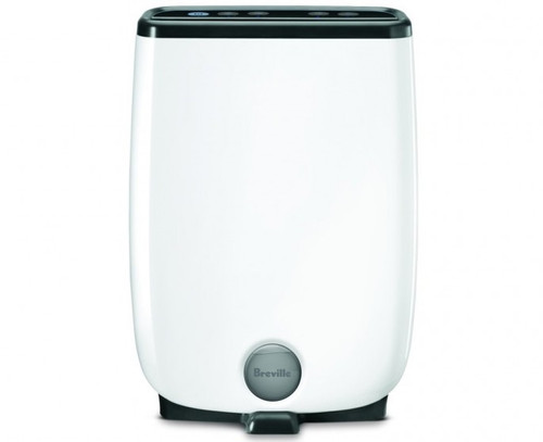 Breville LAD250 the All Climate Dehumidifier With 25 - 50m2 Range - White