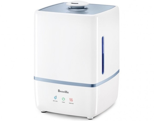 Breville LAH300 the Easy Mist Humidifier With 30m2 Range - White