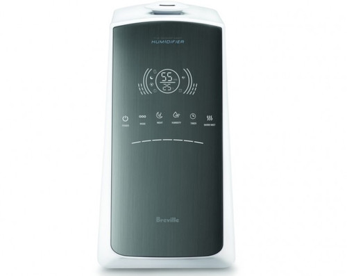 Breville LAH400WHT the Smart Mist Humidifier With 20 - 40m2 Range - White