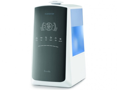 Breville LAH400 the Smart Mist Humidifier With 20 - 40m2 Range - White - RRP $229.95