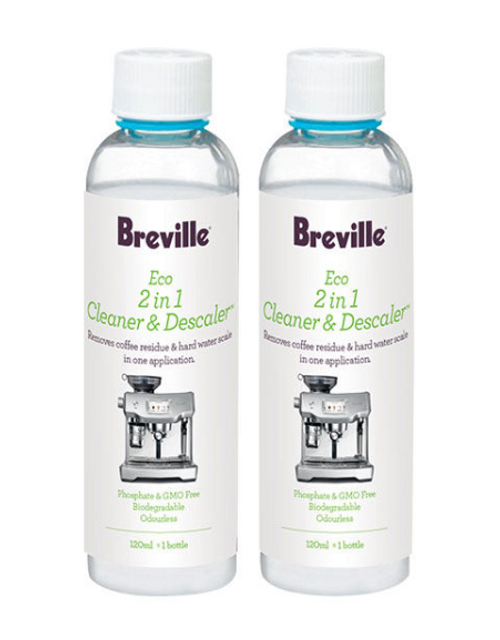 Breville BES014CLR 2 in 1 Cleaner & Descaler