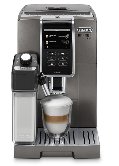 DeLonghi ECAM37095T Dinamica Plus Fully Automatic Coffee Machine