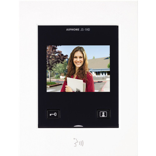 Aiphone JSIHD 3.5 Inch Hands Free Sub Master Station For JSS1A