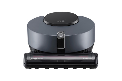 LG R9MASTER CordZero Aeroscience™ Powerful Robotic Vacuum Cleaner