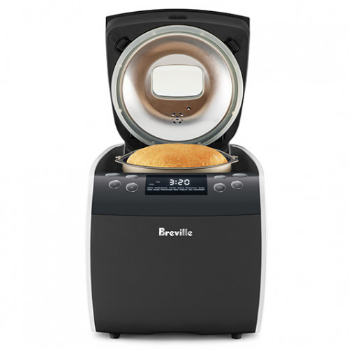 Breville LMC600GRY the Multicooker 9-in-1 with Bread Maker Function