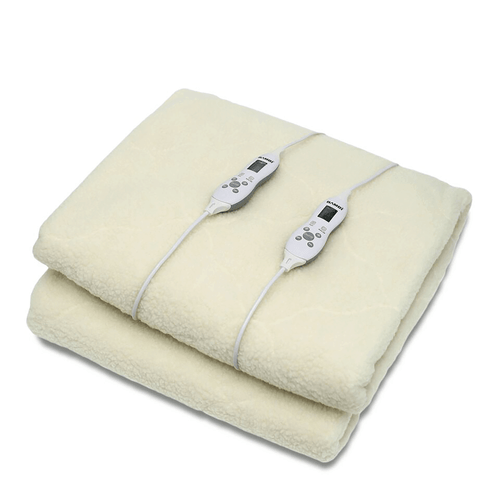 Bambi Fleecy Poly Fleece Electric Blankets - Queen/Long Single/King Single