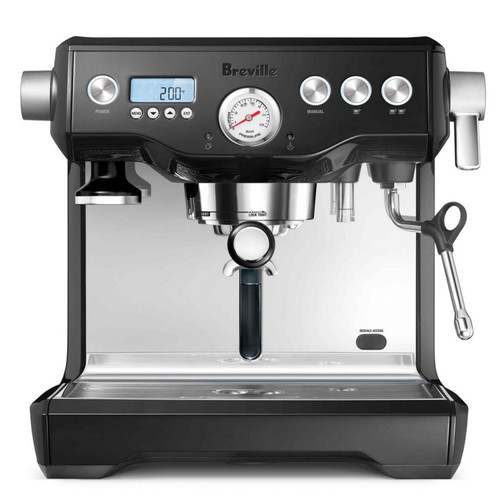 Breville BES920BKS the Dual Boiler™ 2200 Watt Espresso Machine - Black