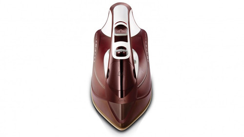 Sunbeam SR6350 Alpha Power High Heat Steam Control Iron with 2.5m Cord - Marsala