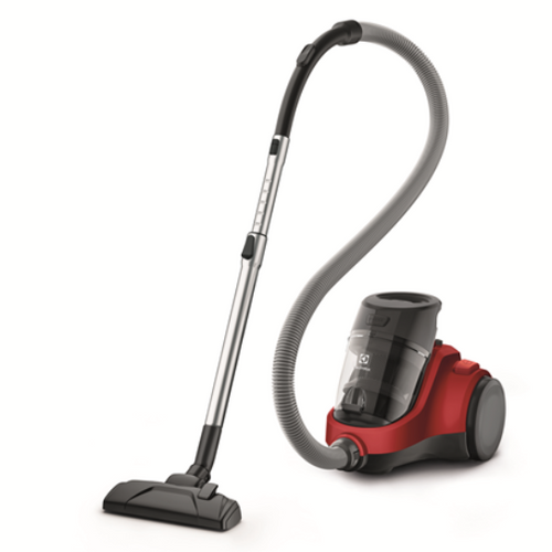 Electrolux EC41-4ANIM Ease C4 Animal Bagless 1800W Vacuum Cleaner - Chili Red