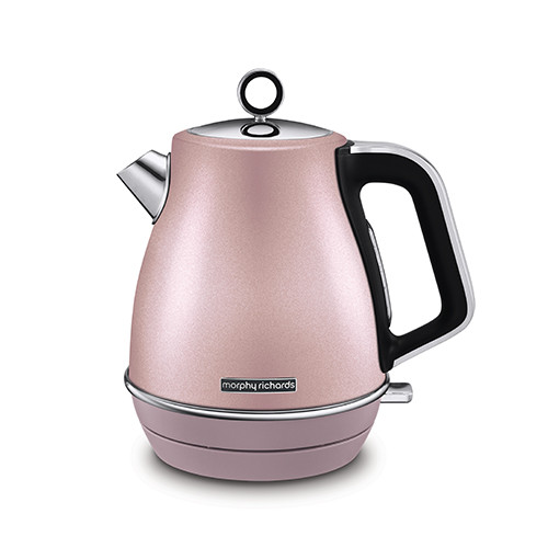 Morphy Richards 104417 Evoke Special Edition Jug Kettle - Rose Quartz